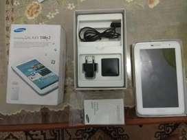 Dijual Samsung Tab 2 7.0 P3100 Putih