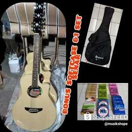 Gitar akustik Apx500ii berkualitas siap kirim2