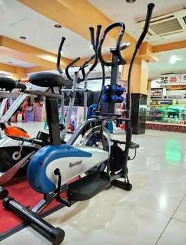 Promo Murah Treadmill Elektrik Sepeda Statis Home gym ID 231