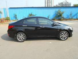 Hyundai Verna 2015-2016 1.6 VTVT AT S Option, 2015, Petrol