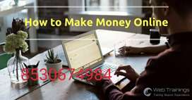 Extra income earn by working at home...