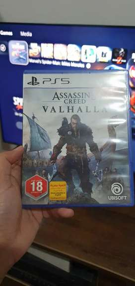 Assassins Creed Valhalla For ps5