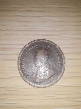 George 5th king emperor coin known for its rarity