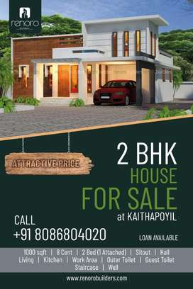 Best 2 bhk house for sale