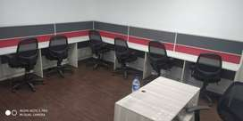 private cabin 7 seater with high speed internet office space