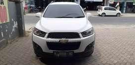 Chevrolet Captiva 2.0 VCDi Diesel 2014  Facelift