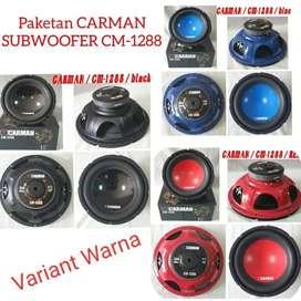 Subwofer 12inc Carman CM1288