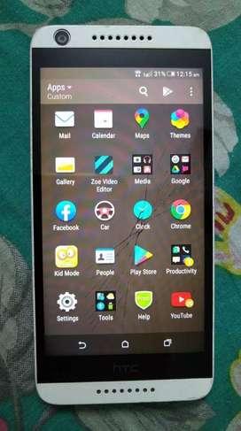 HTC Desire 626 dual sim phone for sale