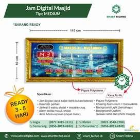 Toko Jam Digital Masjid Resmi Area Gantiwarno Klaten