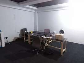 Coworking space available for sharing