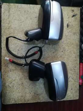 Honda Fit 2015 GP5 Side Mirrors Without Indicator