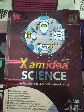 Xam idea  Science class 10thll