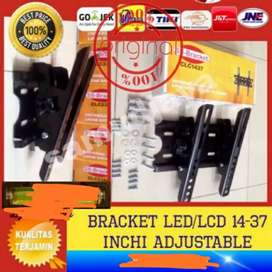"Bracket tv 32"" 40inchi 50"" polytron braket tv LED LG Samsung TCL sharp"