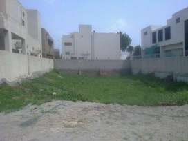 Johar town 5 Marla corner plot at very approachable location.