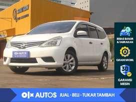 [OLX Autos] Nissan Grand Livina 1.5 SV Facelift A/T 2014 Putih