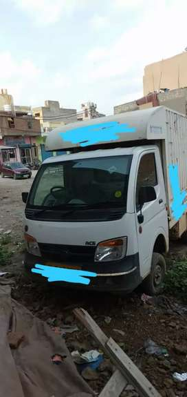 Tata ace less driven vehicle