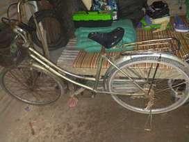 Sepeda mini ring 26