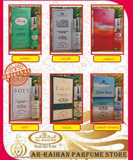 Parfum Al Rehab Roll On 6 ml (Original)
