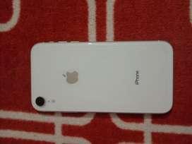 Iphone Xr 128 gb white colour