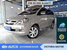 [OLX Autos] Toyota Kijang Innova 2.0 G Bensin M/T 2005 SIlver#Victoria