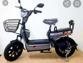 Sepeda listrik stylish