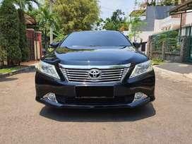 Toyota Camry V A/T 2.5cc 2013 Harga Cash Langsung Owner