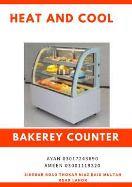 All Cake & Pastry  Bakery Display Counter
