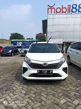 Daihatsu Sigra D Mt 2019 Putih DP Minim Kredit Mudah