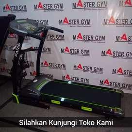 Alat Fitness TREADMILL ELEKTRIK - MASTER GYM Fitness Store !! MG#9892