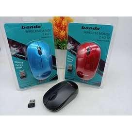 Mouse Pc Laptop Banda W403/W405 Wireless