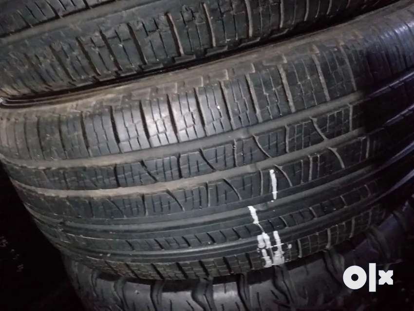 Used Imported Tyres 255 55 R20 0