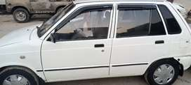 Mehran 2006 model mint condition
