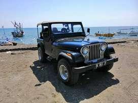 Jeep (1981 ) CJ 7 4.2 liter manual Jeep