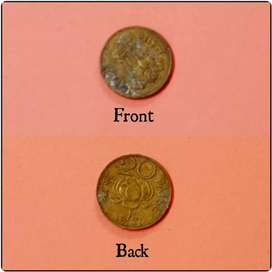 Indian Currency (year 1971)