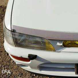 Toyota Corolla 1994 AE101 Genuine Japanese Heaslights Covers For Sell