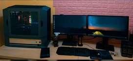 PC GAMING / PC EDITING RYZEN 7 2700X / ASUS ROG STRIX 1070Ti