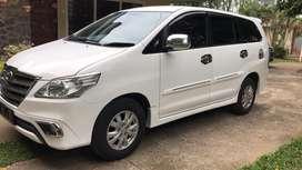 Innova diesel G luxury 2013