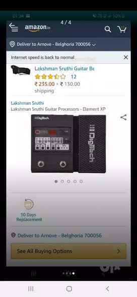 Digitech processor