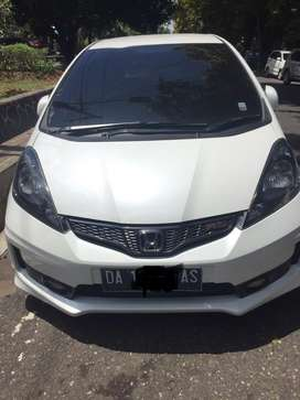 Honda jazz RS manual 2013