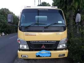 Mitsubishi colt diesel engkel Power Steering long 4 ban th 2014