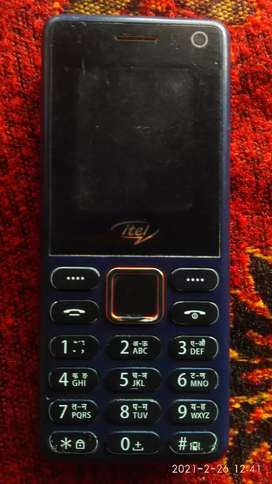 Itel keypad mobile 3 months use