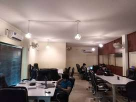 3000 Sqf Brand New Commercial Hall Available For Rent In Gulberg 3