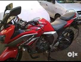 Yamaha Fazer 2.0 Tubeless Tyers