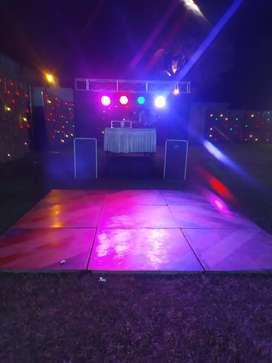 New DJ SETUP BY PRAPTI DJ SOUND