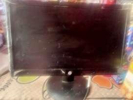 """Hp 21"""" monitor"""