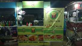 French Fries / Limca Stall for Sale