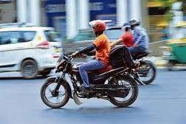 Wanted Delivery Executive in Srinagar, Mahadevapura,Gunjur, Kalyannaga