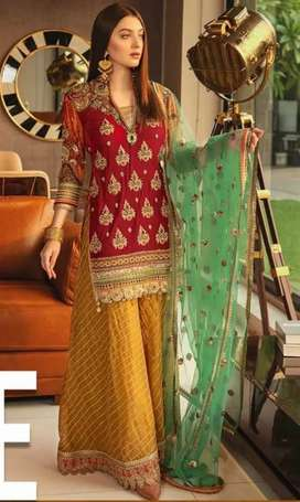 Lawn dress for summer for resellers same to same guranteed