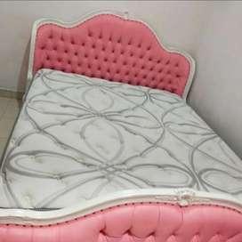 Bedroom Set / Paket Kamar Tidur Jati (Preloved)