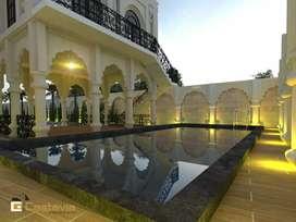 Hunian dengan Desain Timur Tengah